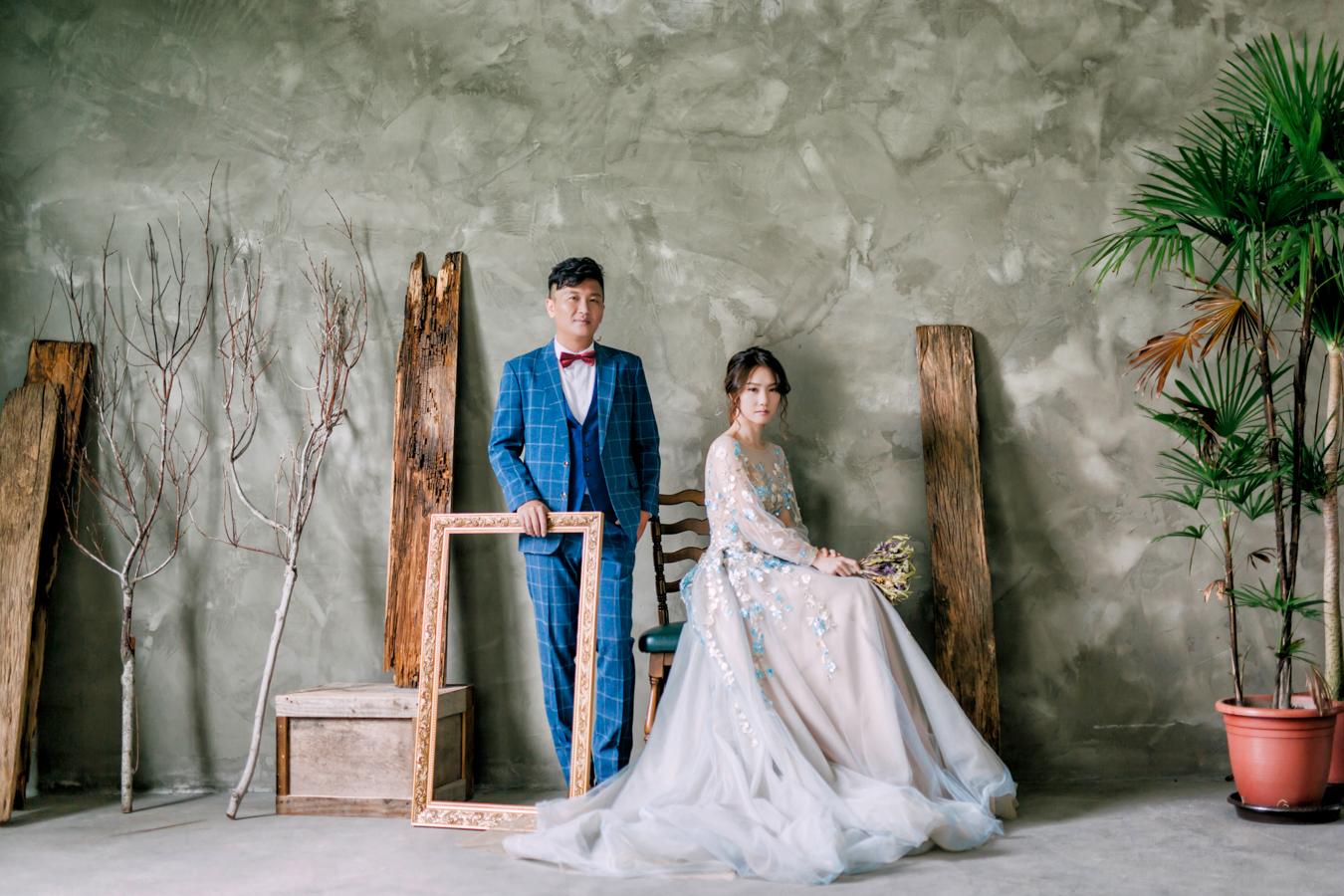 自助婚紗 | 伯昌+嘉茵 PREWEDDING  目沐影像空間  顏氏牧場  彰濱 |國內婚紗|台中婚紗