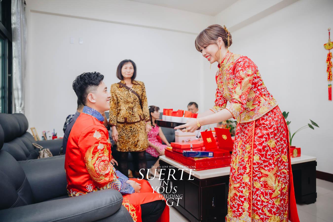   榮傑+倩如  Wedding 婚禮紀錄  雲林自宅
