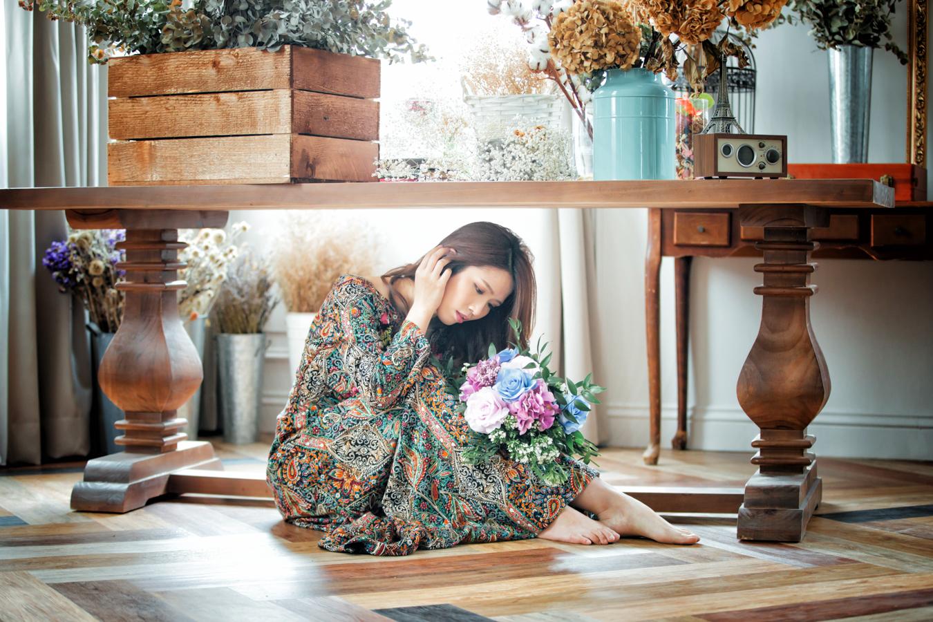 自助婚紗 |  敬堯+培珊  魚小魚攝影工作室 武嶺|國內婚紗|台中婚紗