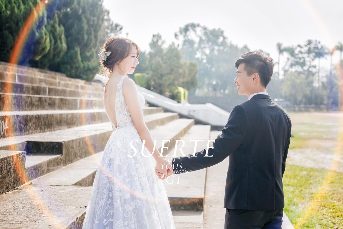 自助婚紗 |  信博+家瑋    PREWEDDING  中興興村 九天森林|國內婚紗|台中婚紗
