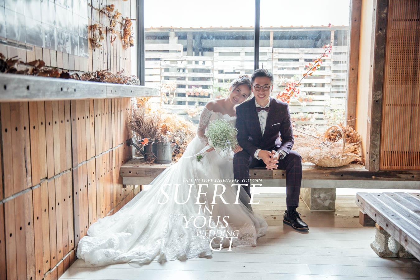 自助婚紗 | 東燕+建葳  PREWEDDING GT拍攝 |國內婚紗|台中婚紗