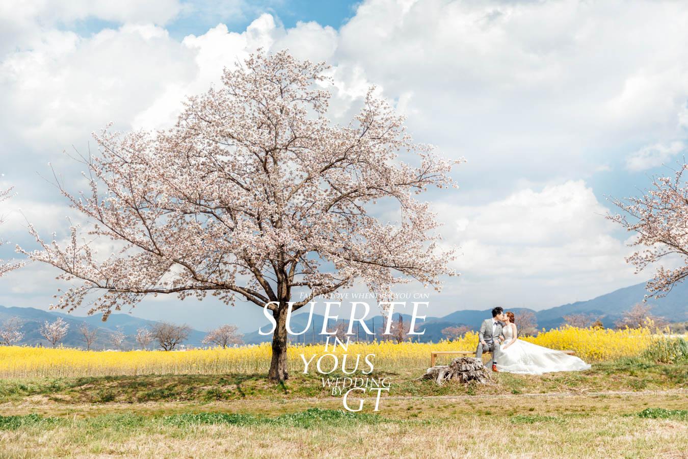 自助婚紗 | 仲皓+怡婷   PREWEDDING 京都|海外婚紗|GT日本婚紗