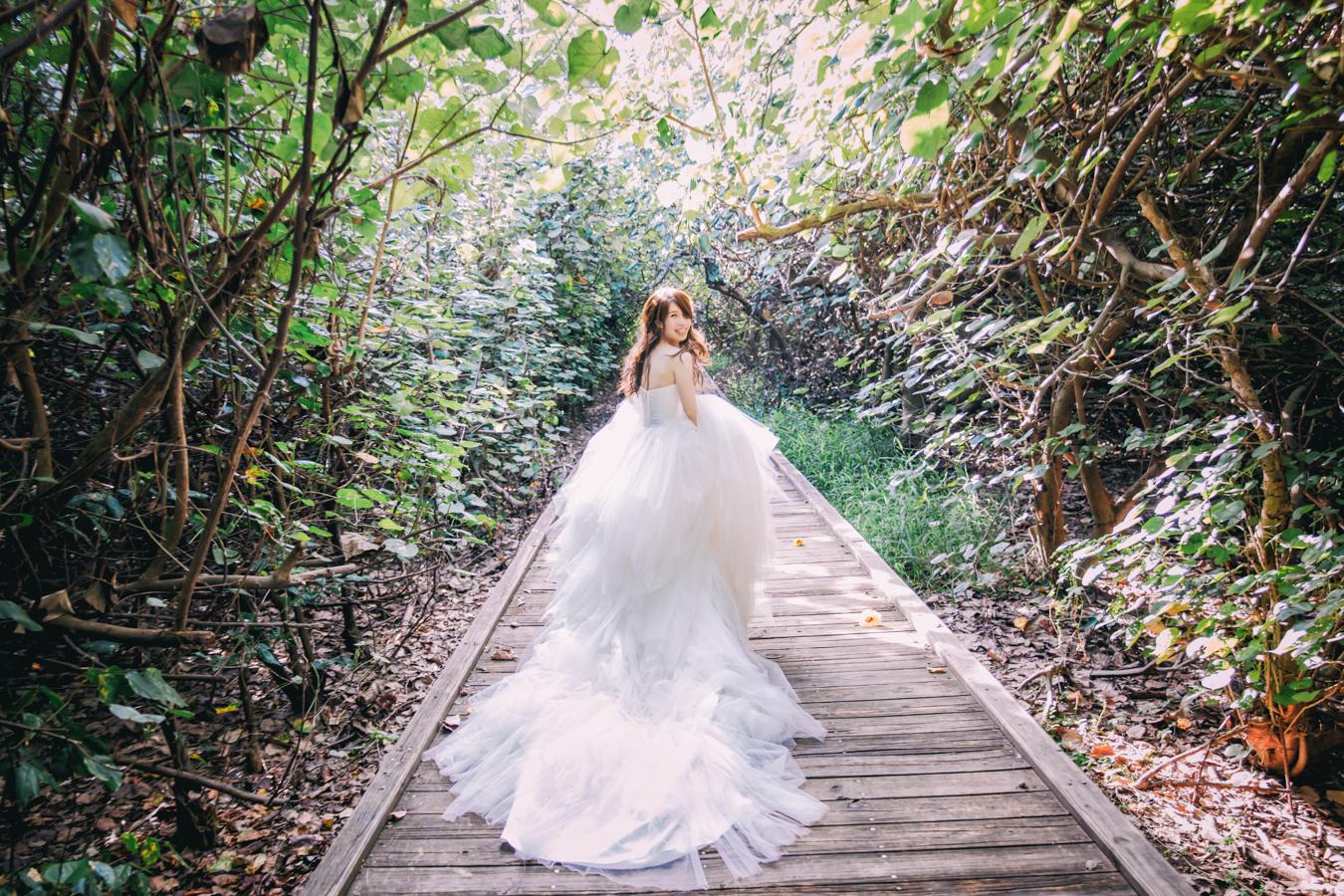 自助婚紗 |  耀州+景淳  愛情街角 白鷺灣|國內婚紗|台南婚紗