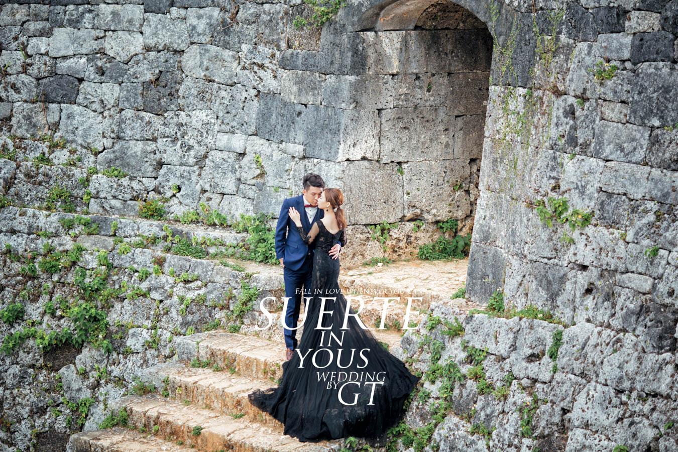 自助婚紗   佳憲+怡婷   PREWEDDING 沖繩 海外婚紗 GT日本婚紗