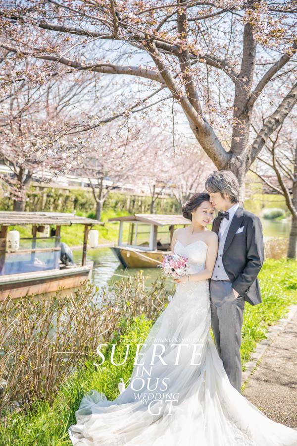 自助婚紗 | 逸軒+文貞   PREWEDDING 京都|海外婚紗|GT日本婚紗