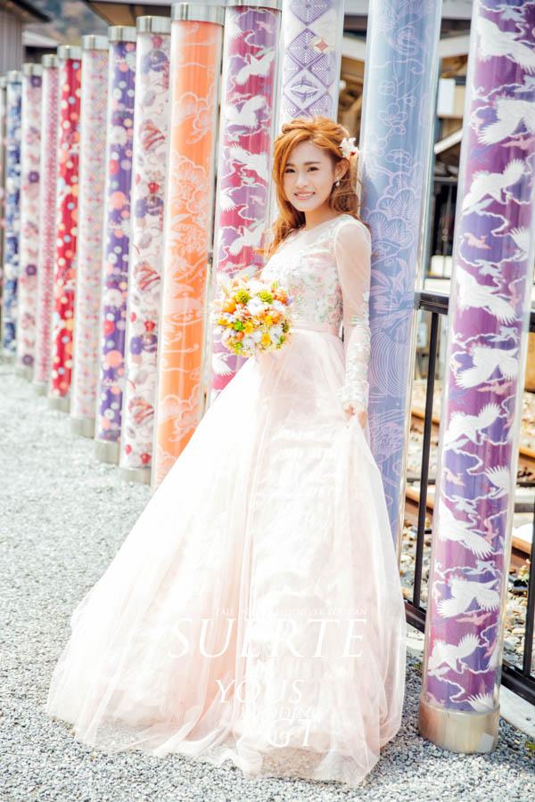 自助婚紗   昱緯+映慈   PREWEDDING 京都 海外婚紗 GT日本婚紗
