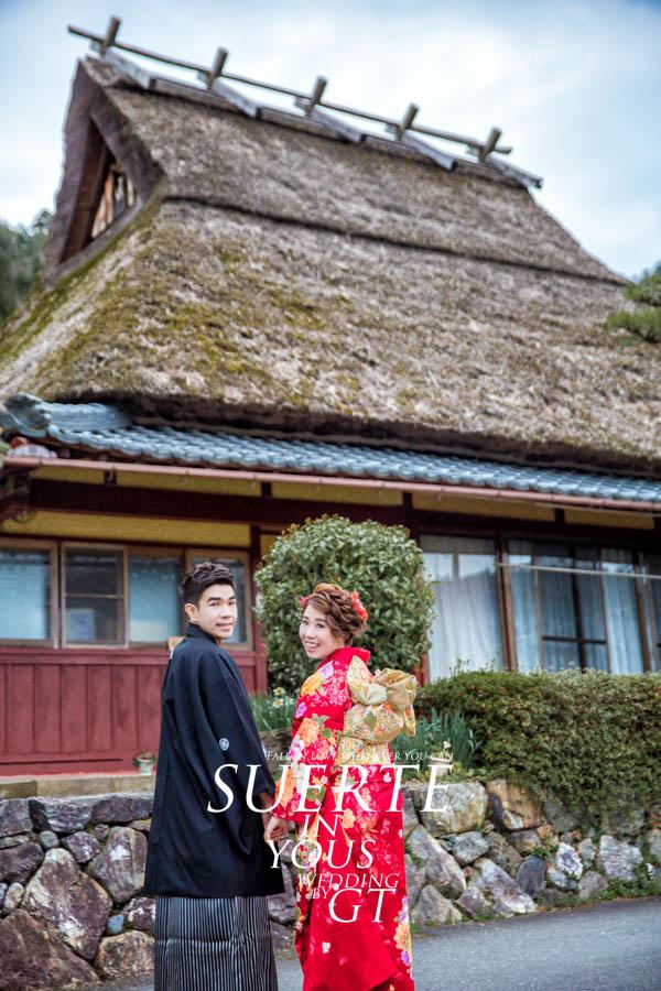 自助婚紗   洧鋕+紫晴   PREWEDDING 京都 海外婚紗 GT日本婚紗