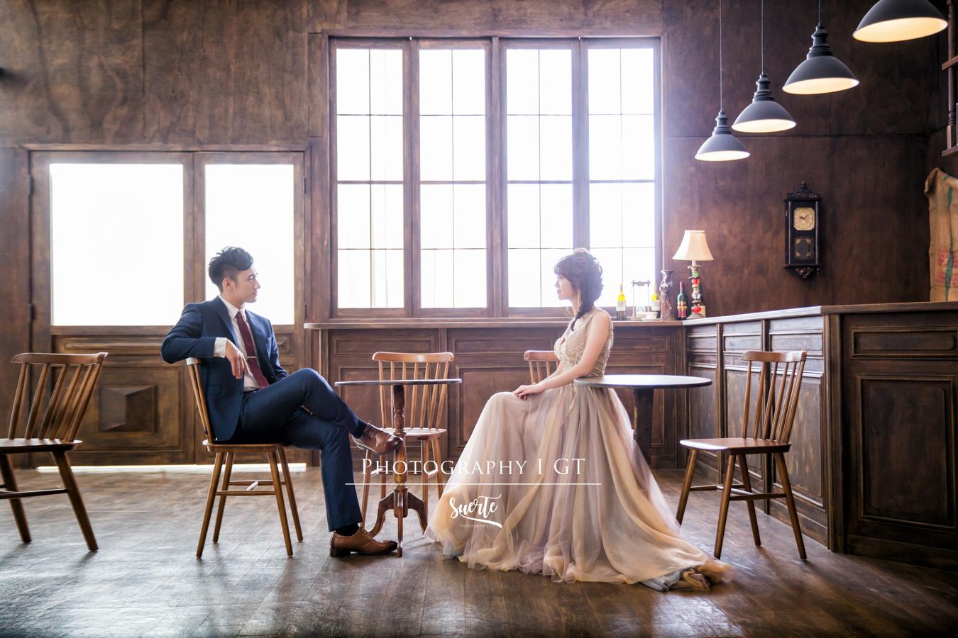 自助婚紗 | 偉恩+芸妮  PREWEDDING 九天森林  |國內婚紗|台中婚紗
