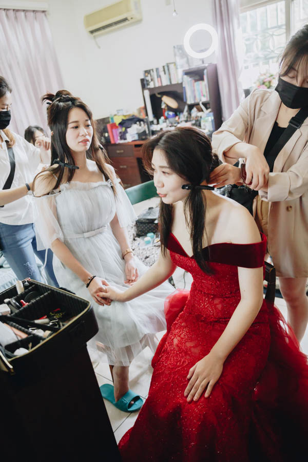 | 辰晃+苡慈  Wedding|婚禮紀錄 |彰化-斗六