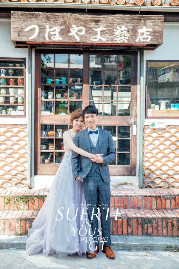 自助婚紗 | 穎杰+菀笛   PREWEDDING 沖繩|海外婚紗|GT日本婚紗