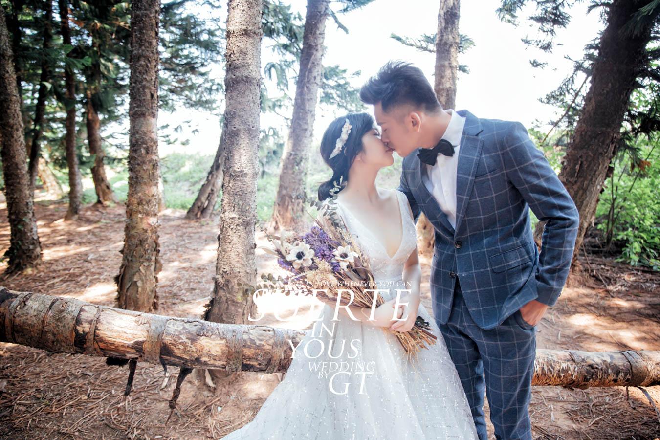 自助婚紗 | 政殷+采如  PREWEDDING GT拍攝 |國內婚紗|台中婚紗