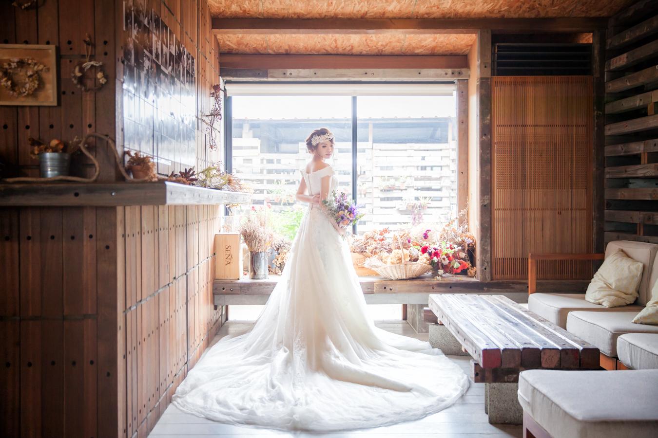 自助婚紗 | 長昆+采誼 PREWEDDING  顏氏牧場 |國內婚紗|台中婚紗