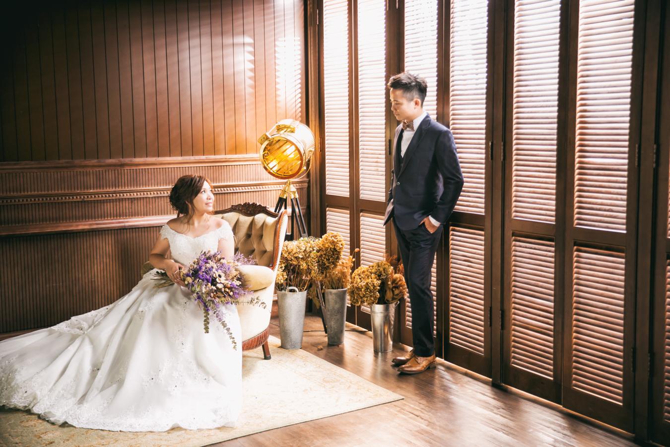 自助婚紗 |  勝凱+頌惠  大同大學  好拍|國內婚紗|台北婚紗