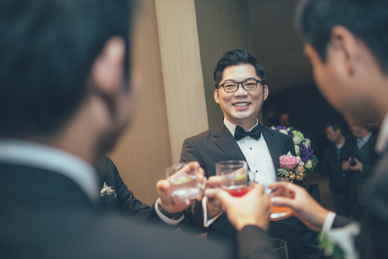 婚禮紀錄 信汎 & 筑尹  寒舍艾美