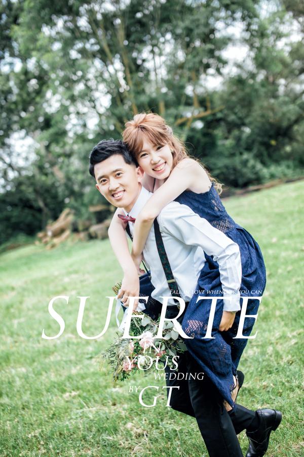 自助婚紗 |  榮傑+倩如    PREWEDDING 顏氏牧場 |國內婚紗|台中婚紗