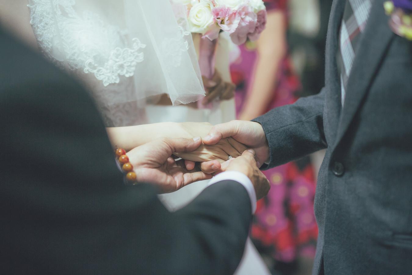 婚禮紀錄 偉臣 & 佳潔  女兒紅