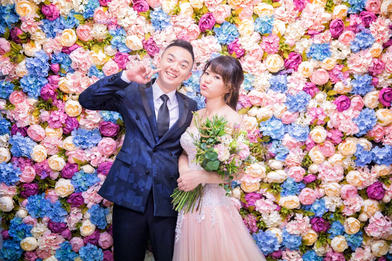 自助婚紗 | 健育+博媛  PREWEDDING 愛情街角 白鷺灣  |國內婚紗|台南婚紗