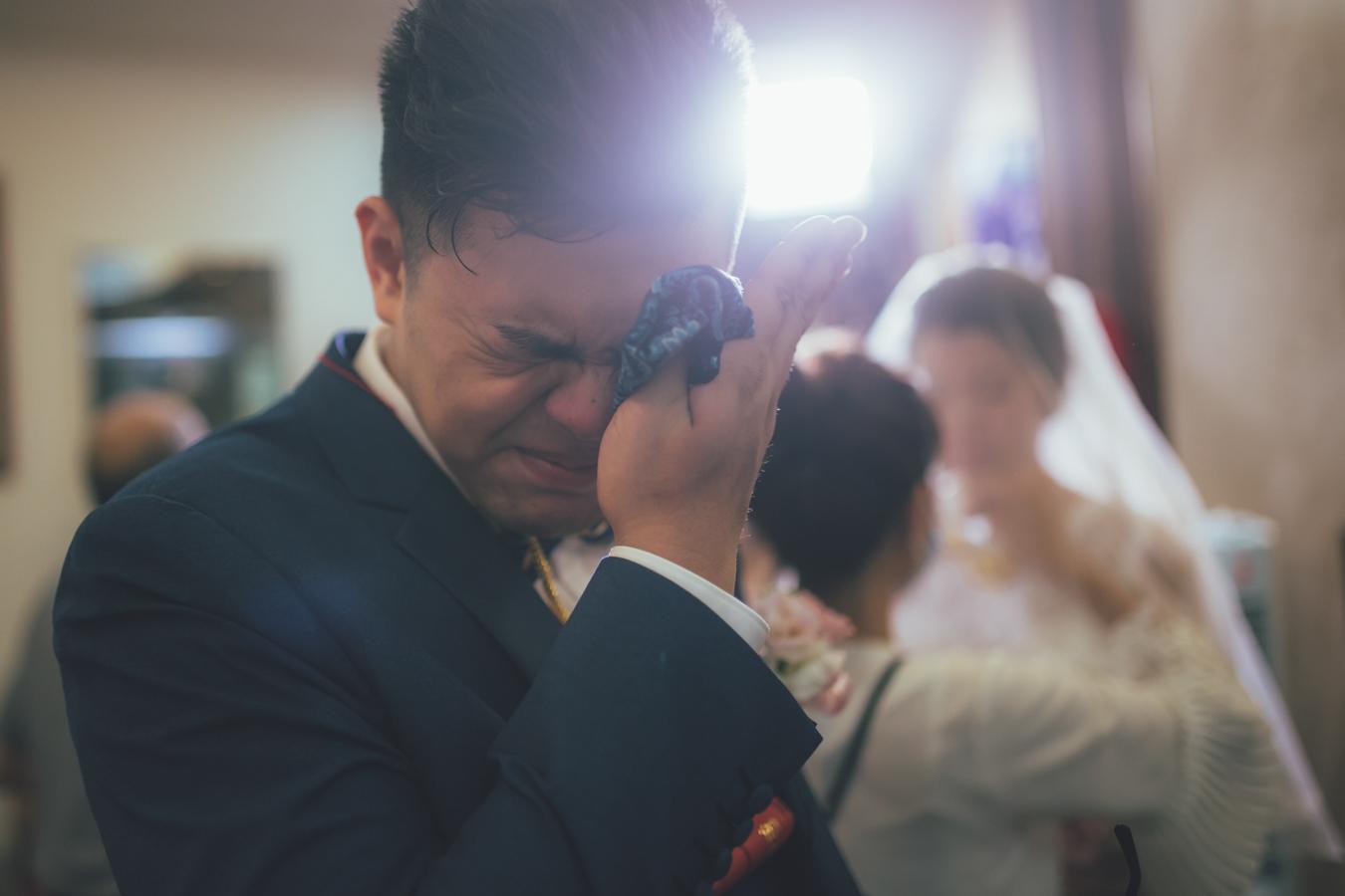 婚禮紀錄 宸佑 & 冬寶 心之芳庭