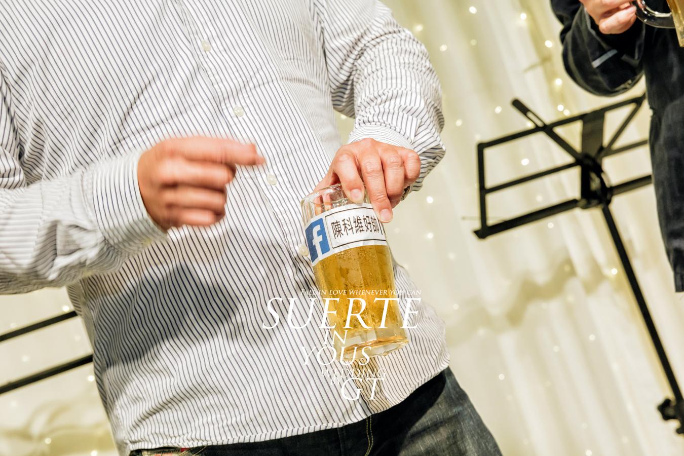 婚禮攝影 科維 & 卉淇   台北晶宴會館 民權館