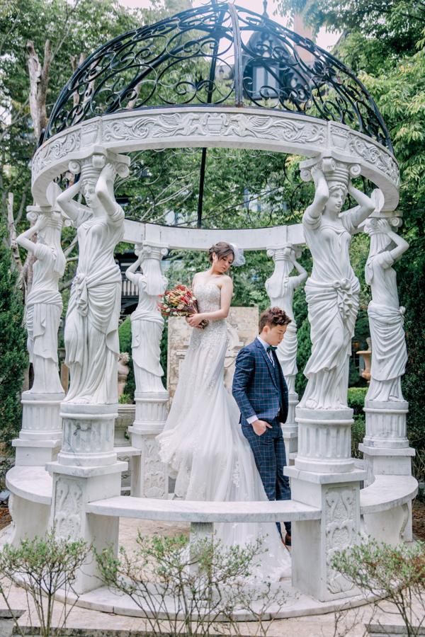 自助婚紗 | 玉璽+湘芩    PREWEDDING 清境農場 老英格蘭莊園|國內婚紗|台中婚紗
