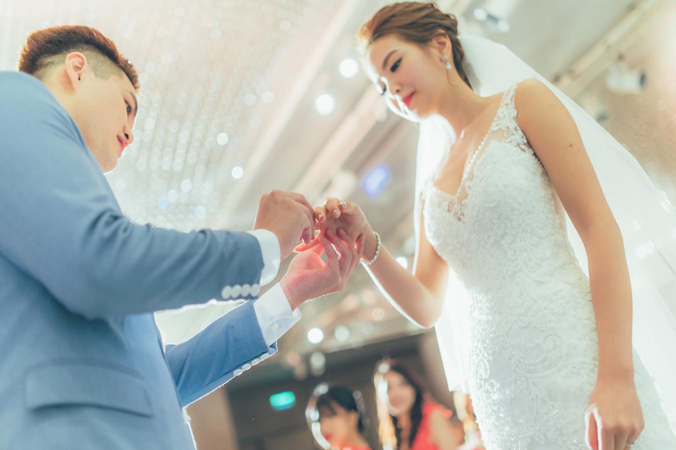 婚禮紀錄   博安 & 王迪 結婚記錄