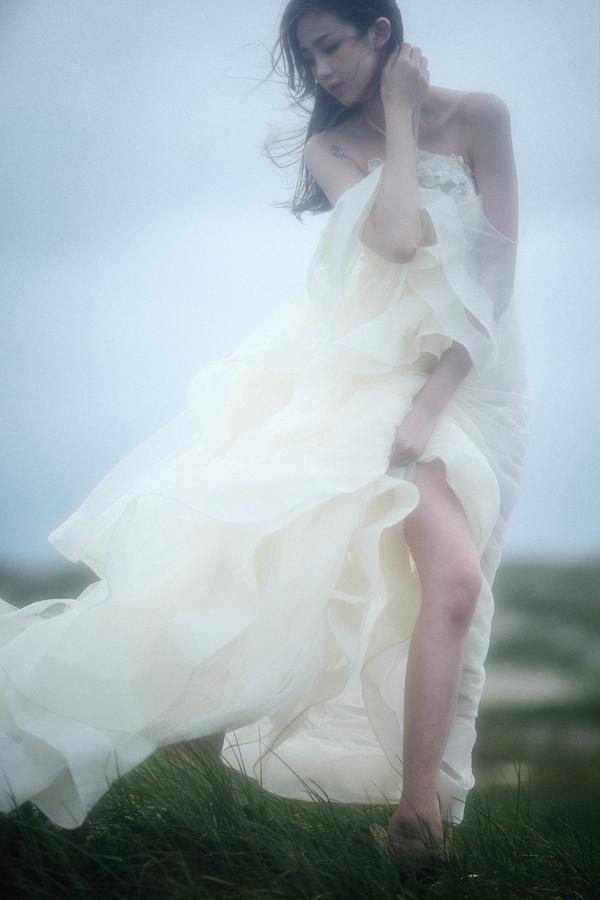 輕婚紗寫真|台中婚紗|單人寫真