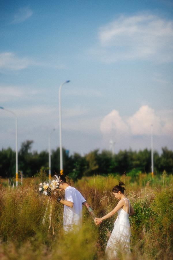 輕婚紗寫真|台中婚紗|雙人寫真