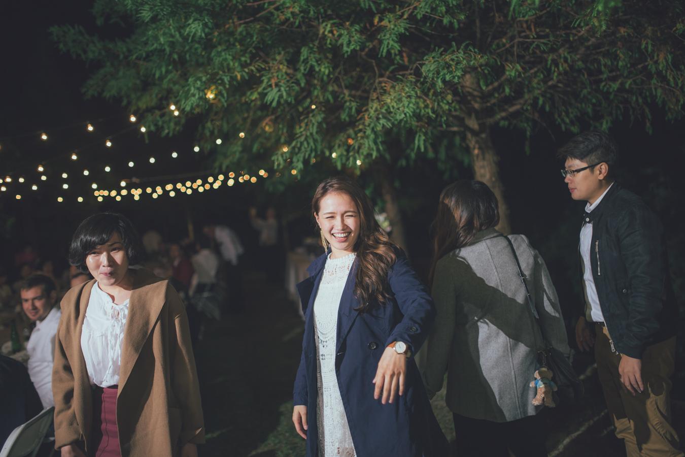 婚禮紀錄 Kristof & Yulia 心有林畦