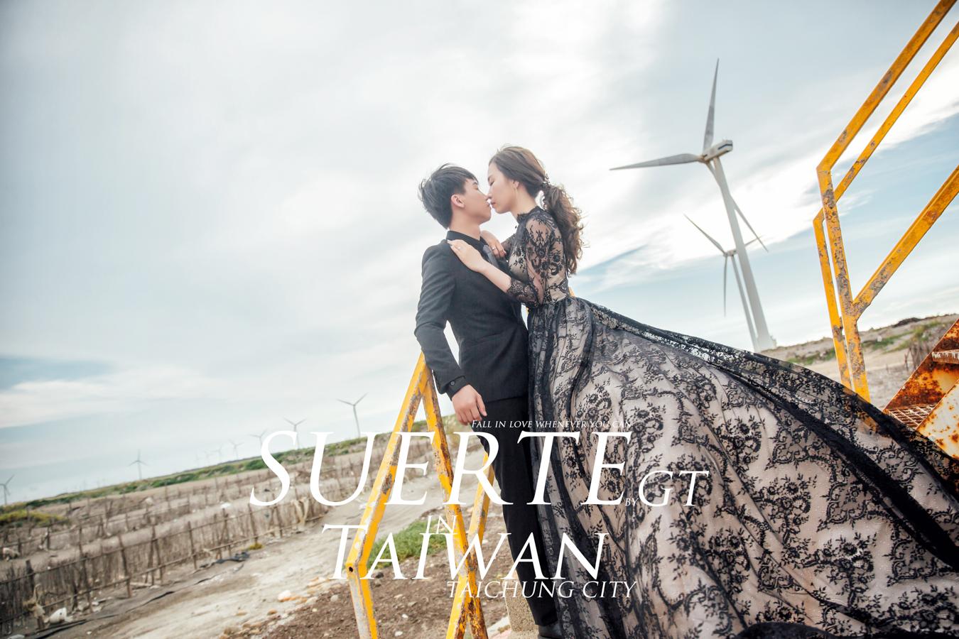 自助婚紗 | Zoe  PREWEDDING 彰濱工業區 繡球花 季節限定 |國內婚紗|台中婚紗
