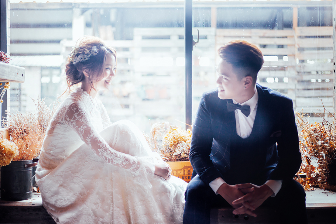 台中婚紗外拍景點拍攝